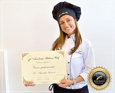 Diploma - Scuola di Cucina Lecce