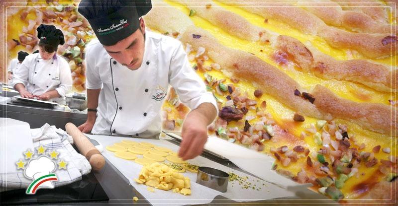 Corso cuoco a Lecce - Sughi e Primi Piatti