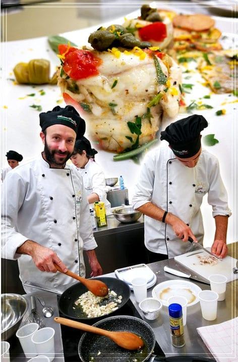Corso di Cuoco Professionista a Lecce