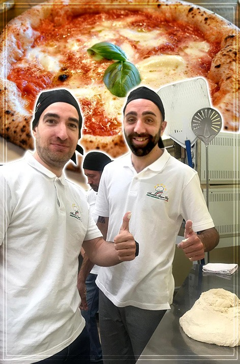 Pizza gourmet a Lecce