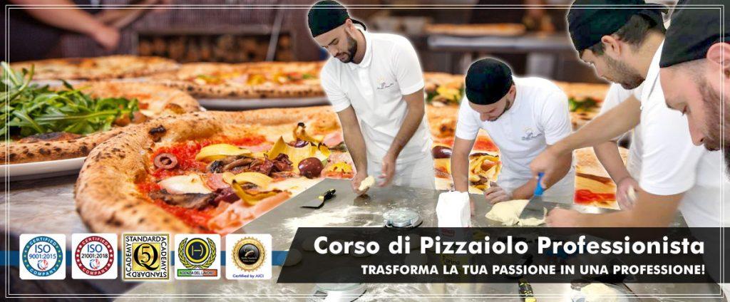 Corso di Pizzaiolo Professionista a Lecce