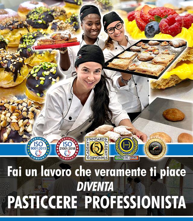 Corso di Pasticceria a Lecce: corso di formazione.