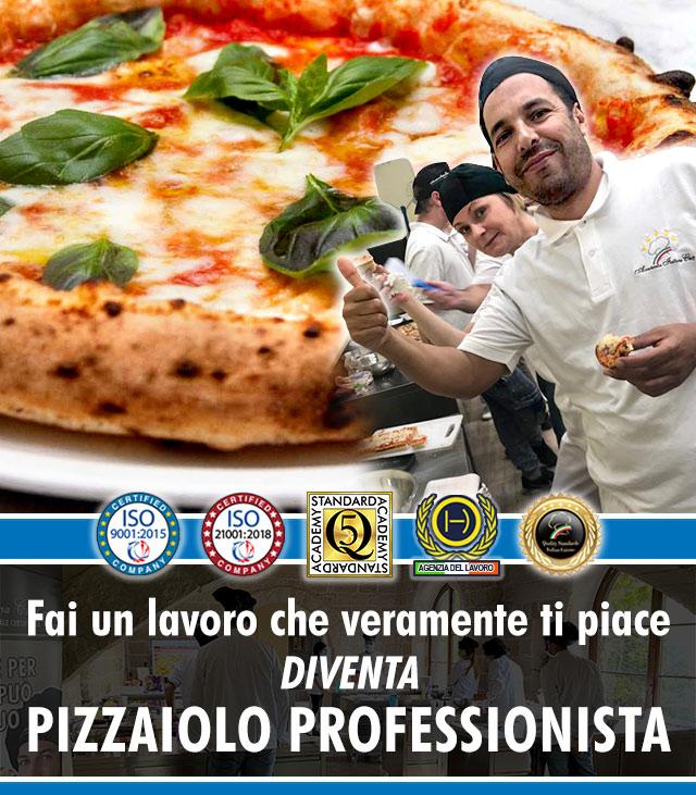 Scuola di Cucina a Lecce: Corso di Pizzaiolo Professionista.