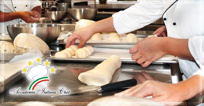 Corso di Cucina Italiana a Lecce: panificazione