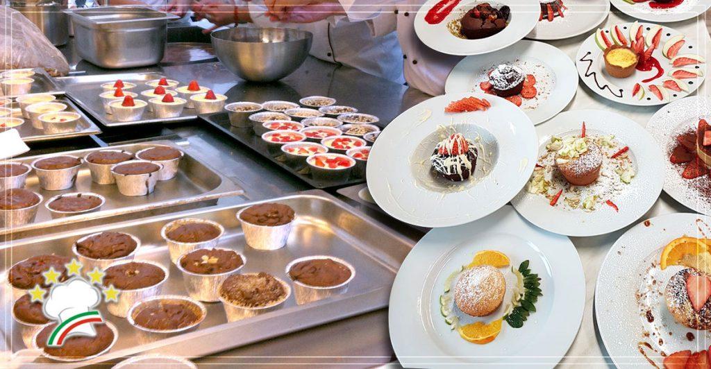 Corso di Cucina Italiana: i dessert