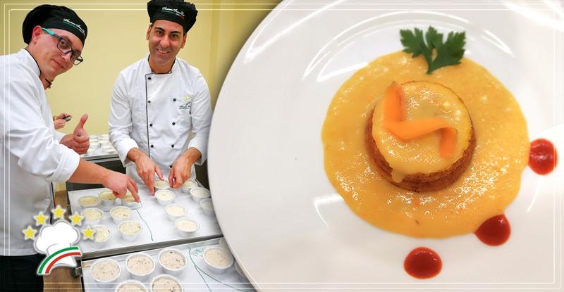 Corso di Cucina Italiana a Lecce: i tortini