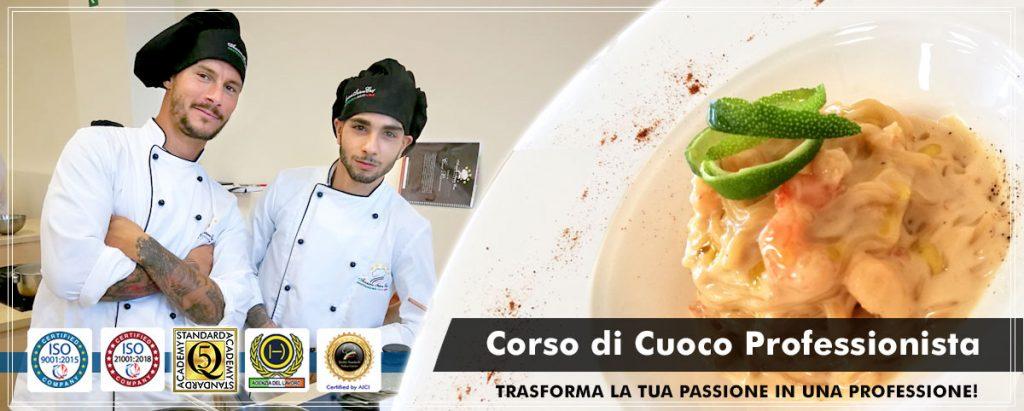 Corso di Cuoco a Lecce: iscrizioni.