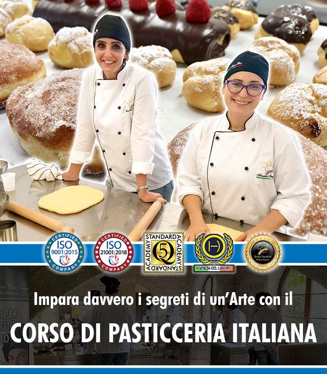 Corso di Pasticceria Italiana a Lecce