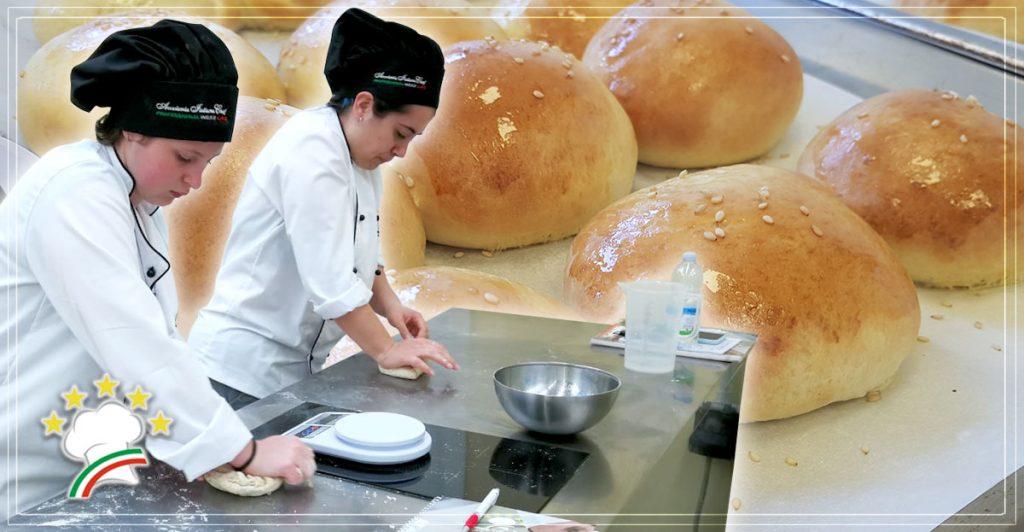 Corso di Pasticceria Italiana a Lecce: il pane