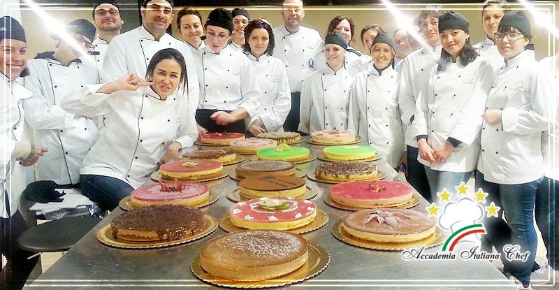 Corso di Pasticceria Italiana a Lecce: mousse e torte gelato