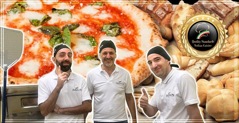 Corso di Pizzeria e Panificazione a Lecce