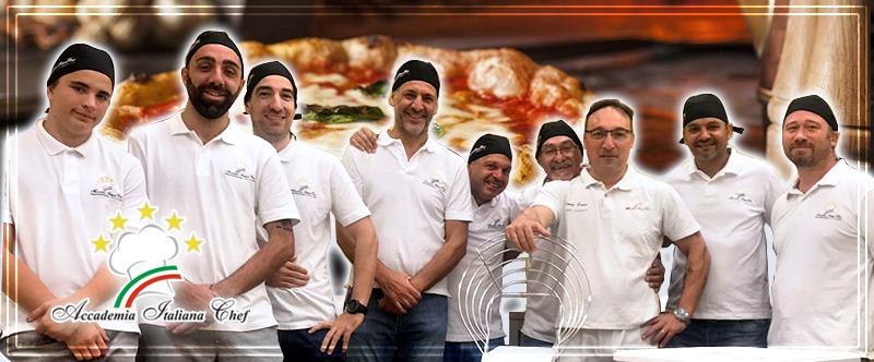 Allievi corso di Pizzaiolo a Lecce