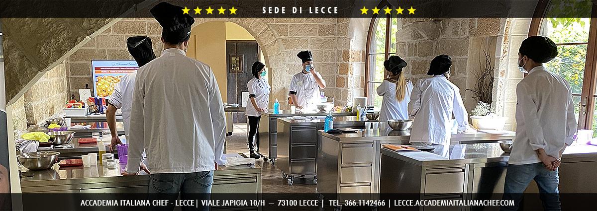Accademia di Cucina a Lecce