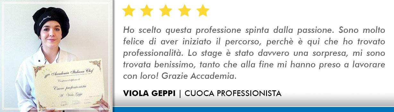 Corso Cuoco a Lecce Opinioni - Geppi