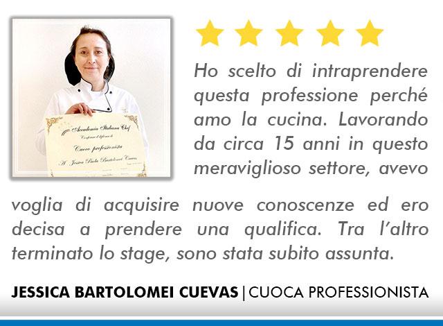 Corso Cuoco a Lecce Opinioni - Cuevas