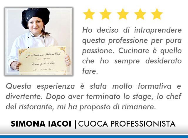 Corso Cuoco a Lecce Opinioni - Iacoi