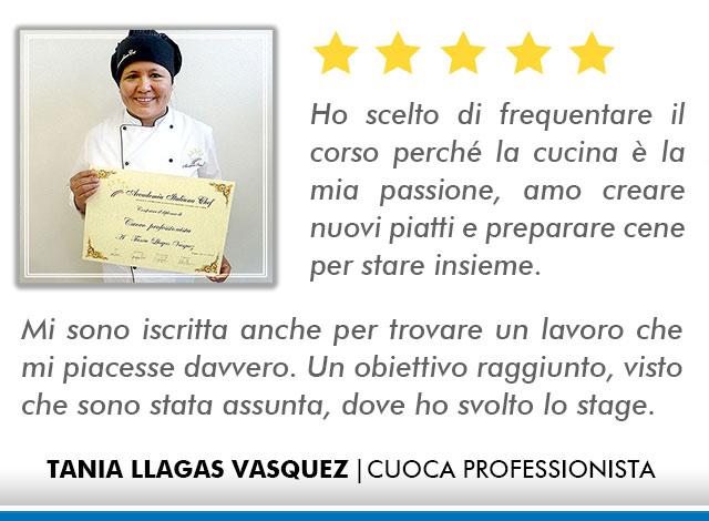 Corso Cuoco a Lecce Opinioni - Vasquez