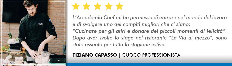 Corso Cuoco a Lecce Opinioni - Capasso