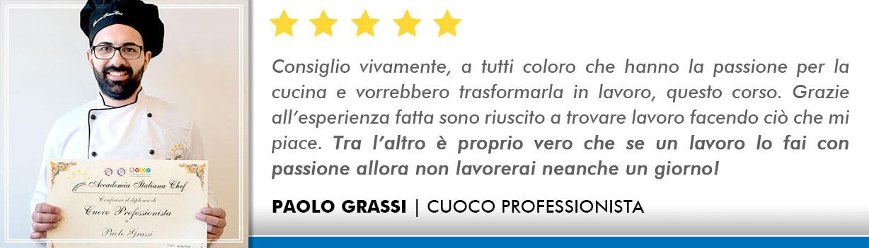 Corso Cuoco a Lecce Opinioni - Grassi