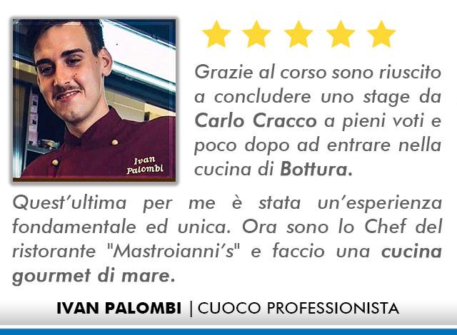 Corso Cuoco a Lecce Opinioni - Palombi