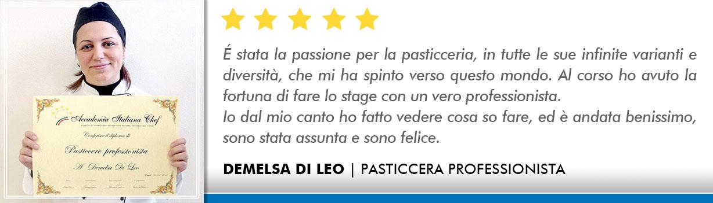 Corso Pasticcere a Lecce Opinioni - Di Leo