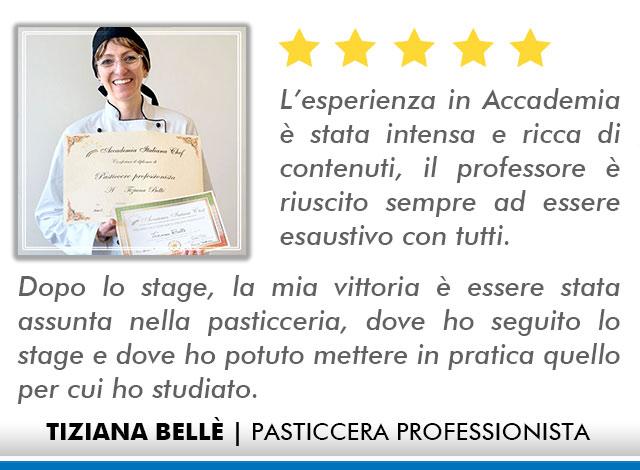 Corso Pasticcere a Lecce Opinioni - Bellè