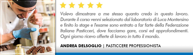 Corso Pasticcere a Lecce Opinioni - Delsoglio
