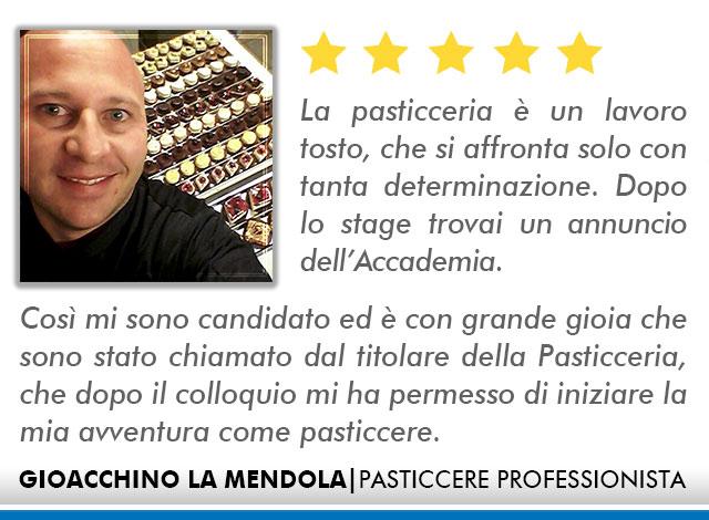 Corso Pasticcere a Lecce Opinioni - Mendola