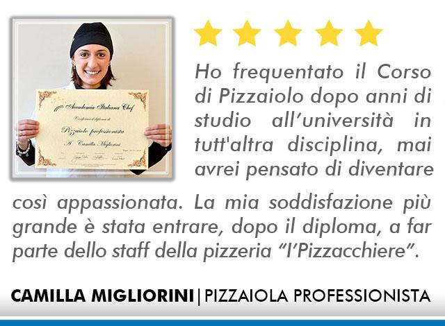 Corso Pizzaiolo a Lecce Opinioni - Migliorini