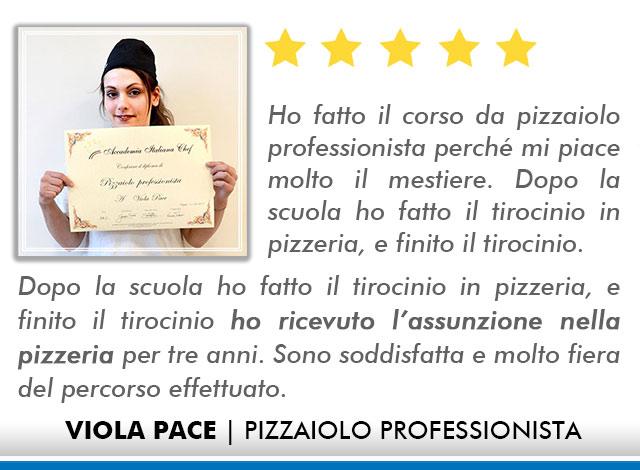 Corso Pizzaiolo a Lecce Opinioni - Pace
