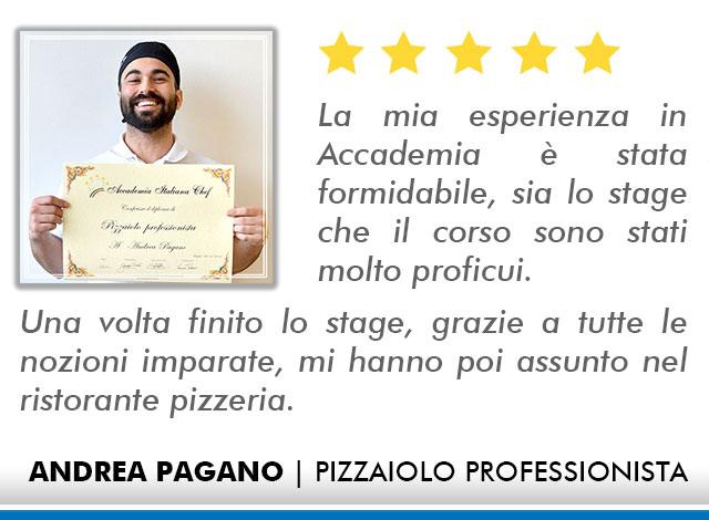Corso Pizzaiolo a Lecce Opinioni - Pagano