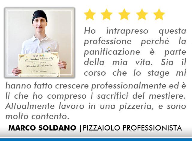 Corso Pizzaiolo a Lecce Opinioni - Soldano
