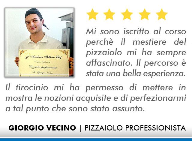 Corso Pizzaiolo a Lecce Opinioni - Vecino