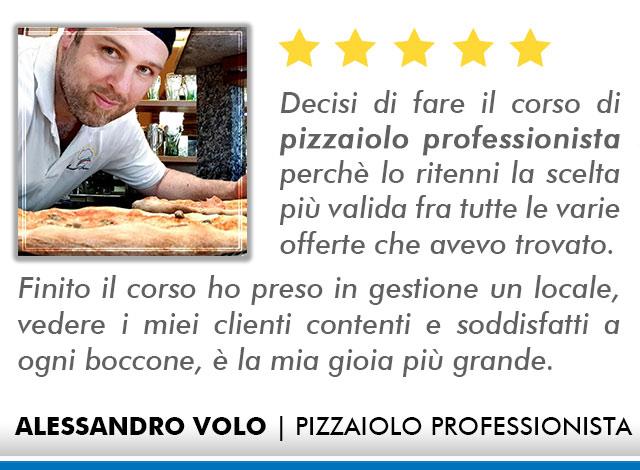 Corso Pizzaiolo a Lecce Opinioni - Volo
