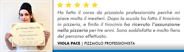 Opinioni Corso Pizzaiolo Lecce - Pace