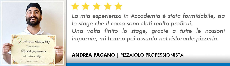 Opinioni Corso Pizzaiolo Lecce - Pagano