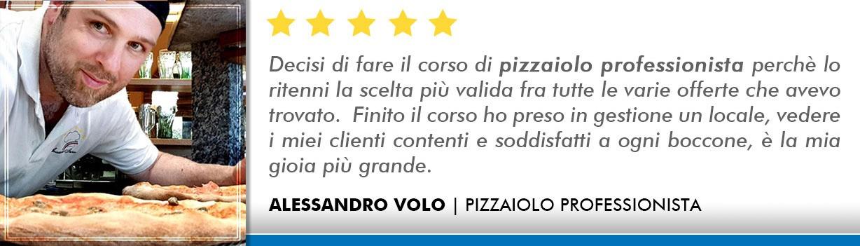 Opinioni Corso Pizzaiolo Lecce - Volo