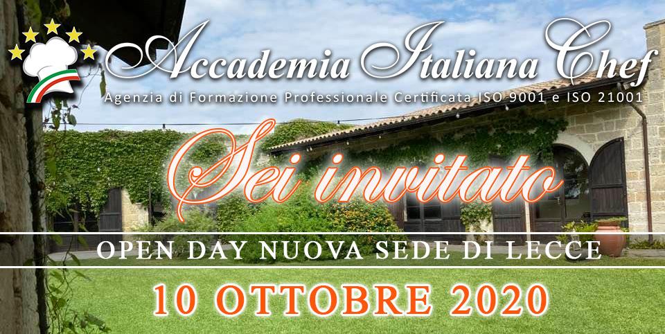 Scuola di Cucina a Lecce - la sede