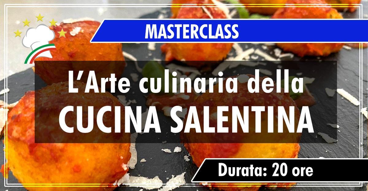 Masterclass Cucina salentina a lecce