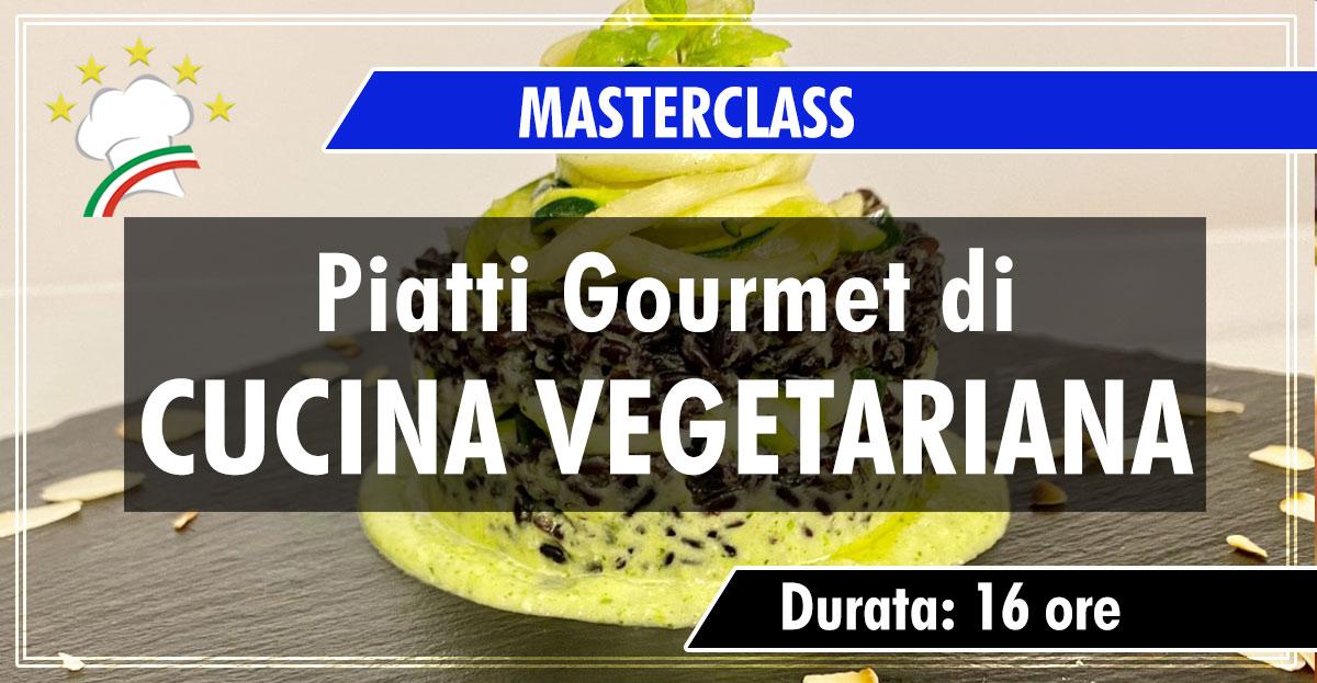 Master Vegetariano a Lecce